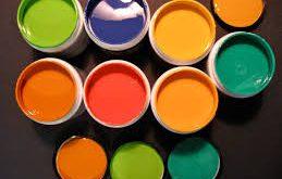 رنگ جدولی