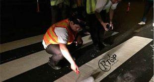 لاک ضد جرم ترافیکی